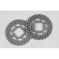 Brake Disc Front (competition) 2pc