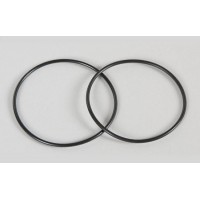 Alum. Diff O-Rings 2pc