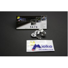 Wheel Safety Nuts M6 2pc