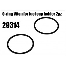 Viton O-Ring for Fuelcup 2pc