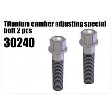 Camber Adjusting Screw 2pc