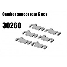 Camber Spacer Big 6pc