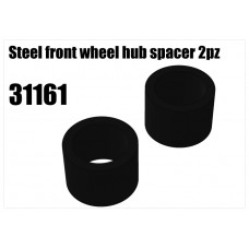Front Wheel Hub Spacer 2pc
