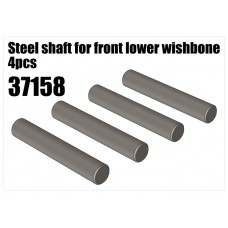Steel Shaft for Front Lower Wishbone 4pc