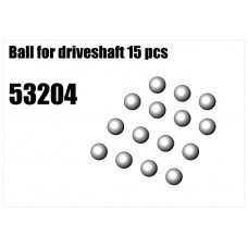 Ball for Driveshaft 15pc