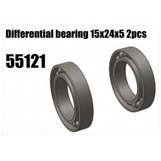 Differential Bearing 15x24x5 2pc