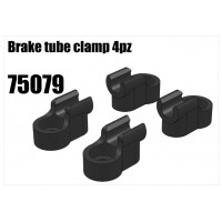 Brake Tube Clamp 4pc