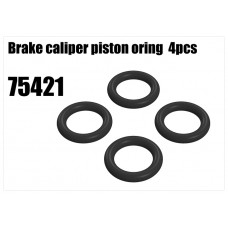 Brake Caliper Piston O-Ring 4pc